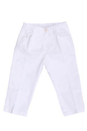 Cotton pants IL GUFO | 5032272 | PL030C6002010