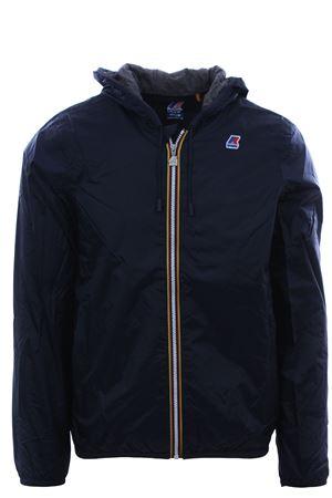 Giubbino jacques nylon jersey K-WAY | 5032285 | K007A10UK89