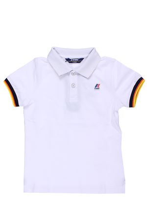 Polo vincent contrast K-WAY | 2 | K008J50JK01