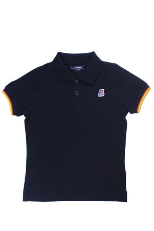 Polo vincent contrast K-WAY | 2 | K008J50JK89