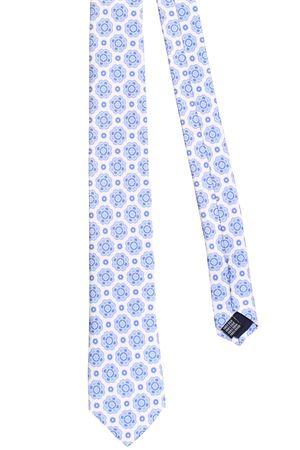 Printed silk tie LA FERRIERE | 5032289 | CRCCANNES37881