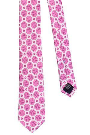 Printed silk tie LA FERRIERE | 5032289 | CRCCANNES37882