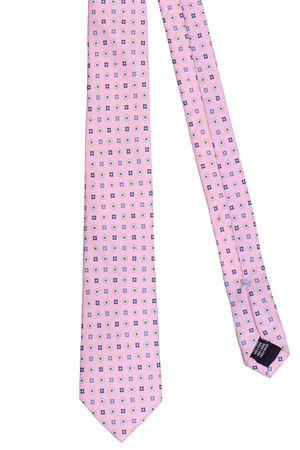 Cravatta stampata in seta LA FERRIERE | 5032289 | CRCPARIGI37943