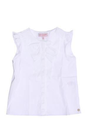 Camicia con fiocco in cotone  LILI GAUFRETTE | 5032279 | GQ1200201