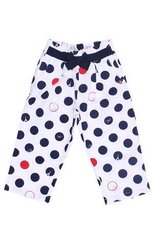 Cotton pants with bow LILI GAUFRETTE | 5032272 | GQ2200201