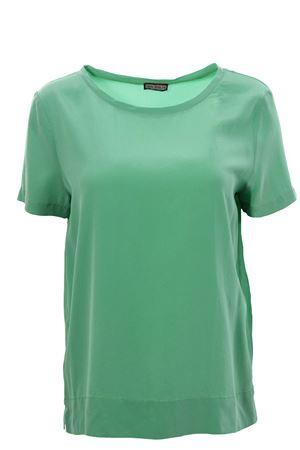 T-shirt in seta MALIPARMI | 8 | JM42123004460023