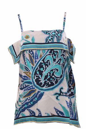 Silk top with ruffles MALIPARMI | 8 | JP535330094C8008