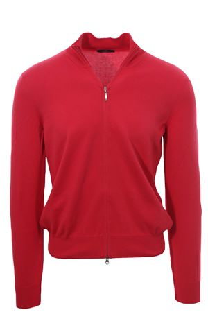 Cotton full zip
