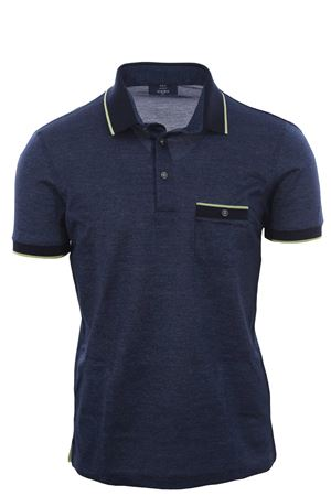 Super light cotton polo