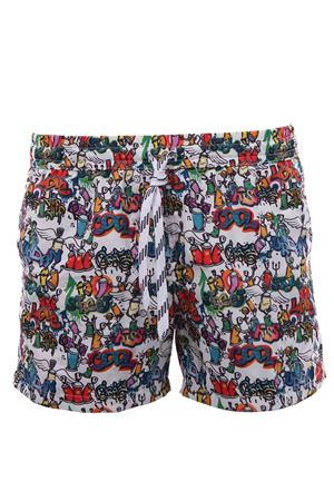 Swim short pattern