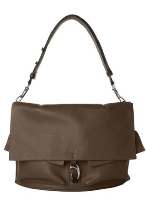 Big leather bag
