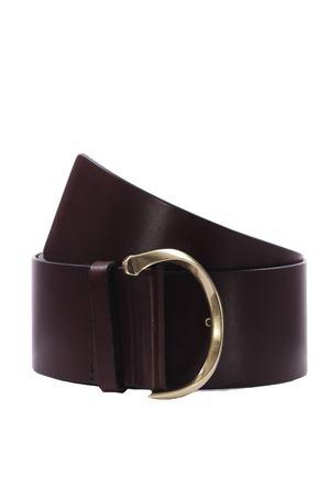 Leather belt ORCIANI | 5032288 | D09948BULLTMORO