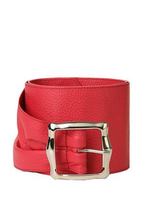 Cintura alta in pelle ORCIANI | 5032288 | D09980MICRONFRAGOLA