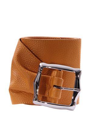 Leather belt ORCIANI | 5032288 | D09980MICRONMANGO