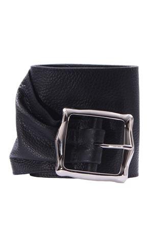 Leather belt ORCIANI | 5032288 | D09980MICRONNERO