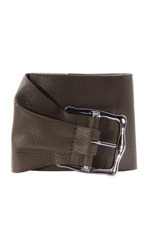 Leather belt ORCIANI | 5032288 | D09980MICRONPALUDE