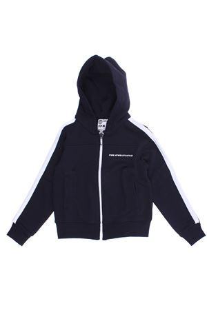 Sweatshirt with hood PAOLO PECORA | -161048383 | PP2328BLU