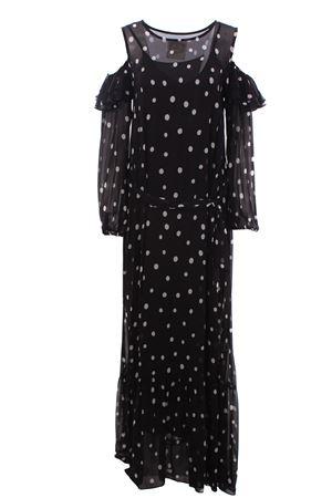 Long dress with belt PInk Memories | 5032276 | 10828112