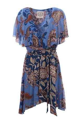 Short crossover dress PInk Memories | 5032276 | 10830M117