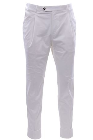Pantalone edge in cotone stretch PT | 5032272 | ASFRZ10FWDMP270010