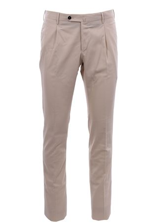 Pantalone in voile di cotone PT | 5032272 | DS11Z00CL1BB230020