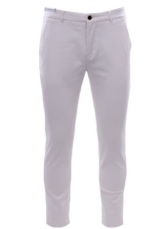 Pantalone jungle in denim di cotone stretch PT | 5032272 | NL01Z00CHNOA140010