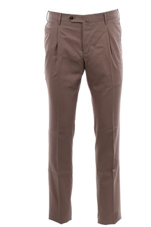 Pantalone slim in cotone PT | 5032272 | VS11Z00CL1BB230040