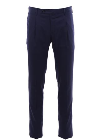 Pantalone slim in cotone PT | 5032272 | VS11Z00CL1BB230350