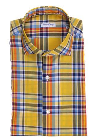 Camicia madras in cotone SARTORIA CAMPO | 5032279 | GH86301