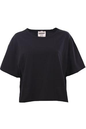 T-shirt girocollo in cotone SEMICOUTURE | 8 | S0SS0SJ02Y690