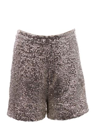 Shorts con paillettes SEMICOUTURE | 30 | S0SS0SW04Y070