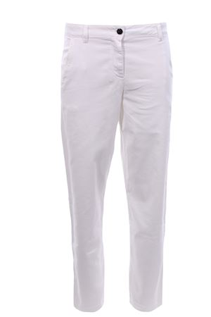 Pantaloni in denim gamba larga SEMICOUTURE | 5032272 | S0YY0SY11A010