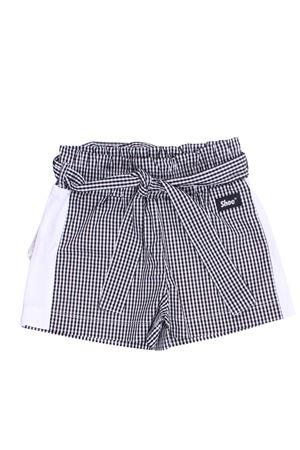 Shorts in vichy SHOE | 30 | SPRINGBLA-WHI