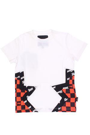 T-shirt stampa logo SHOE | 8 | TYSONBIANCO