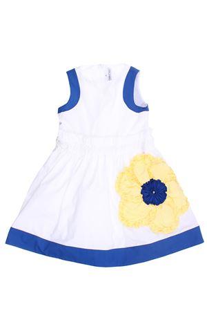 Sleeveless cotton dress SIMONETTA | 5032276 | 1M1502MC450100