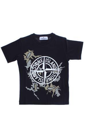 Cotton t-shirt STONE ISLAND | 8 | 721621056V0029
