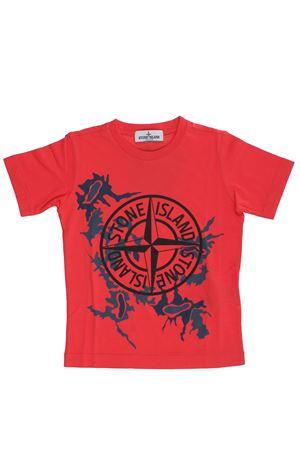 T-shirt in cotone  STONE ISLAND | 8 | 721621056V0036
