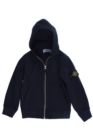 Technical jacket with hood
