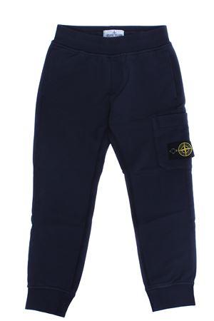 Pantalone jogging in felpa STONE ISLAND | 5032272 | 721660640V0020