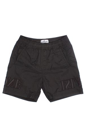 Swim short with elastic