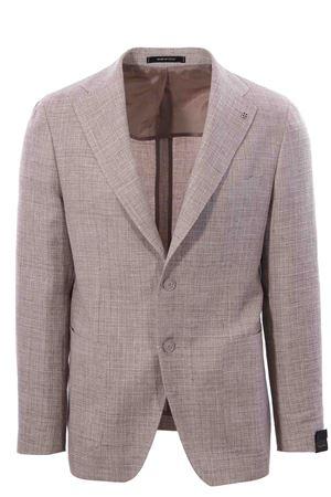 Giacca in armatura di lino e lana TAGLIATORE | 5032284 | 1SFR22K12UEG308A3047
