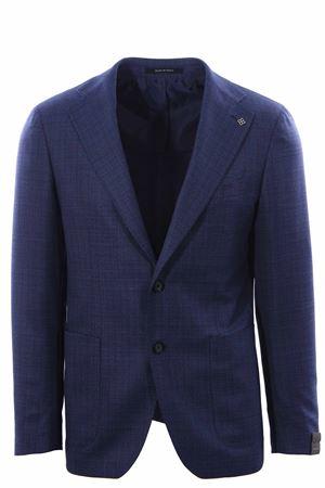 Giacca vesuvio in armatura di lana TAGLIATORE | 5032284 | 1SVS22K18UEG063B3101