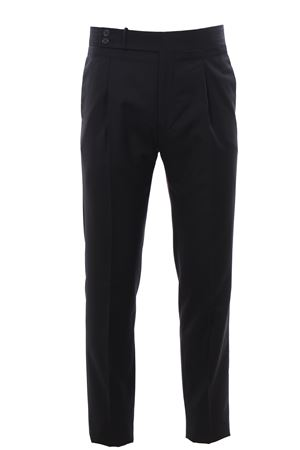 Pantalone in tela di lana TAGLIATORE | 5032272 | P-BRANDON12UPZ236N084