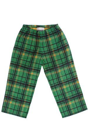 Pantalone in tartan violette TOURISTE | 5032272 | TS194TOC25