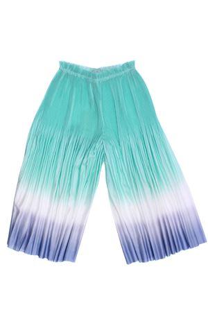 Pantalone con plisse