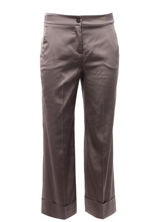 Pants with cuff