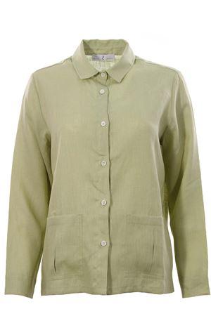 Giacca camicia in lino WHYCI | 5032284 | WH00290034