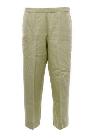 Pantaloni gamba larga in lino WHYCI | 5032272 | WH00300034