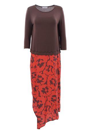 Long silk dress WHYCI | 5032276 | WH0553DIS60042