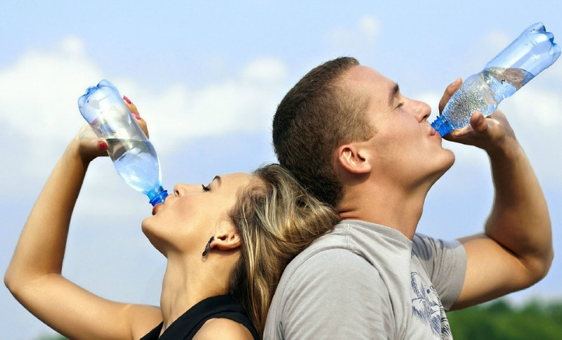 Drink More Water To Improve Body's Metabolism